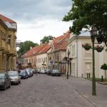Jedna z uliczek starego miasta