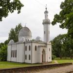 Meczet dom modlitewny muzułmanów i centrum kowieńskiej społeczności tatarskiej