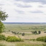 Panorama na dolinę Noteci