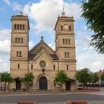 Szamocin. Kościół pw. św.Piotra i Pawła
