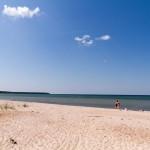 Luidja. Piękne piaszczyste plaże