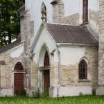 Mustjala – luterański kościół p.w. Św. Anny