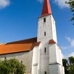 Kihelkonna – luterański kościół św. Michała