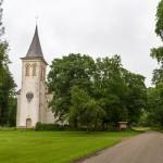 Hanila. Kościół p.w. św. Pawła Apostoła