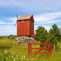 Saaremaa - Kuressaare