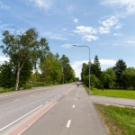 Droga rowerowa w kierunku Kuressaare