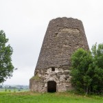 Lihula – ruiny wiatraka
