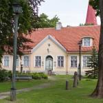 Ratusz Haapsalu – obecnie mieści się tutaj muzeum