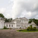Iwno. Neorenesansowy pałac Mielżyńskich z ok. 1851-55