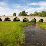 Kuressaare – najdłuższy kamienny most w Estonii