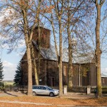 Budziszewko. Drewniany kościół  św. Jakuba z 1755