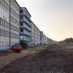 Prora. 4,5 km długości budynek
