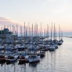 Port jachtowy – miejsc przy kei chyba brak