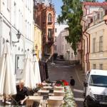 W Tallinie przetrwał podział średniowieczny na górne i dolne miasto