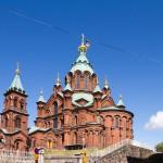Sobór Zaśnięcia Matki Bożej, czyli tzw. Sobór Uspieński (fiń. Uspenskin Katedraali), jest nie tylko najważniejszą w Helsinkach świątynią Fińskiego Kościoła Prawosławnego (podlegającego Patriarsze Konstantynopola), ale także największym soborem na obszarze Europy Zachodniej