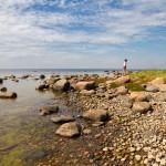 Zatoka Odakivi – kamienna włócznia