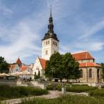 Kościół św. Mikołaja w Tallinnie – świątynia estońskiego kościoła ewangelicko-luterańskiego. Jest położony przy ul. Niguliste 13, u stóp wzgórza Toompea