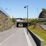 Baana bike – szybka trasa rowerowa w wykopie