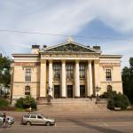 Saatytalo (Dom Stanów) –neorenesansowy budynek administracji rządowej