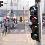 Sygnalizacja świetlna dla rowerzystów
