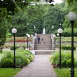 Kadriorg – przypałacowy park