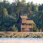 Ptasi Raj – wieża obserwacyjna