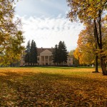 Niechanowo – pałac barokowo-klasycystyczny 1783-84