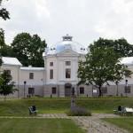 Budynek uniwersytetu medycznego stare anatomikum (Wydział Anatomii)