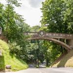 Diabelski most – powstał w 1913 r. dla upamiętnienia 300 lat panowania dynastii Romanowów