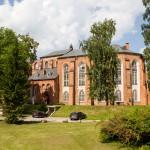 We wschodniej części byłej katedry mieści się Muzeum Historyczne