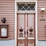 Zdobione drzwi