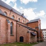 Kościół  Św. Jana Chrzciciela – ewangelicko-luterańksa świątynia należy do najważniejszych zabytków epoki gotyku ceglanego Północnej