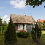 Przegalina – stare domy