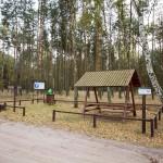 Miejsce postoju okolice Krzyżówki