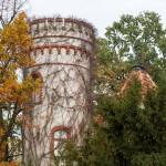 Kołaczkowo – wieża pałacu
