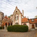 Kołaczkowo – pałac z 1870 – 1880, dostępny do zwiedzania