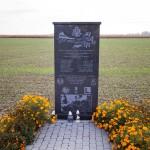Czajki – pomnik ku pamięci amerykańskich pilotów z 1945r