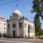 Kienesa – karaimski dom modlitwy