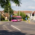 Trolejbus solaris z Poznania ;)