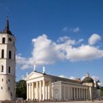 Katedra i wieża katedralna