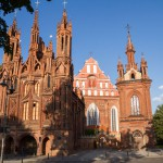 Gotycki kościół pw. Św. Anny