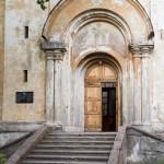 Główne wejście do cerkwi Św. Trójcy