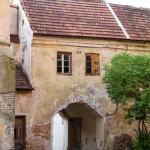 W otoczeniu klasztoru Bazylianów