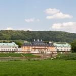 Schloss Pillnitz – co prawda niemiecka nazwa wskazuje na zamek, jednak bez wątpienia jest to budowla o charakterze pałacowym