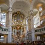 Wnętrze kościoła Frauenkirche