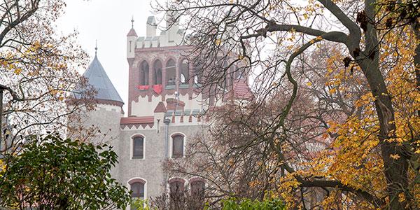 Do Strykowa - Zamek von Treskov