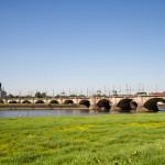 Meczet. Marienbrücke