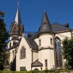 Kaditz. Stary kościół ewangelicki