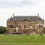 Pałac w Großer Garten  – największy park w Dreźnie w stylu barokowym