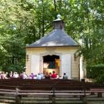 Großer Garten. Teatrzyk kukiełkowy dla dzieci
